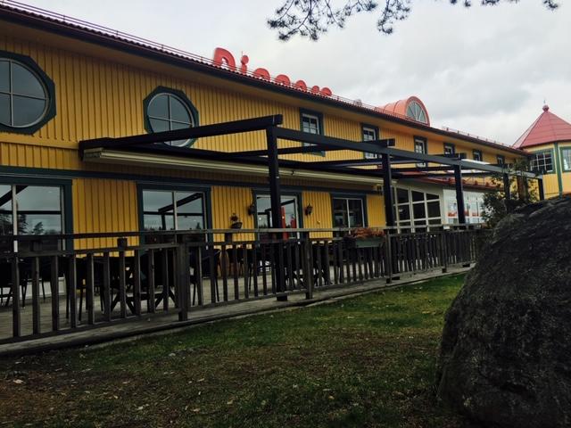 Pergolamarkiser, restaurang Dinners i Arboga